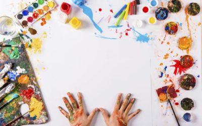 How To Keep Your Kids' Art And School Work And Still Be Clutter Free