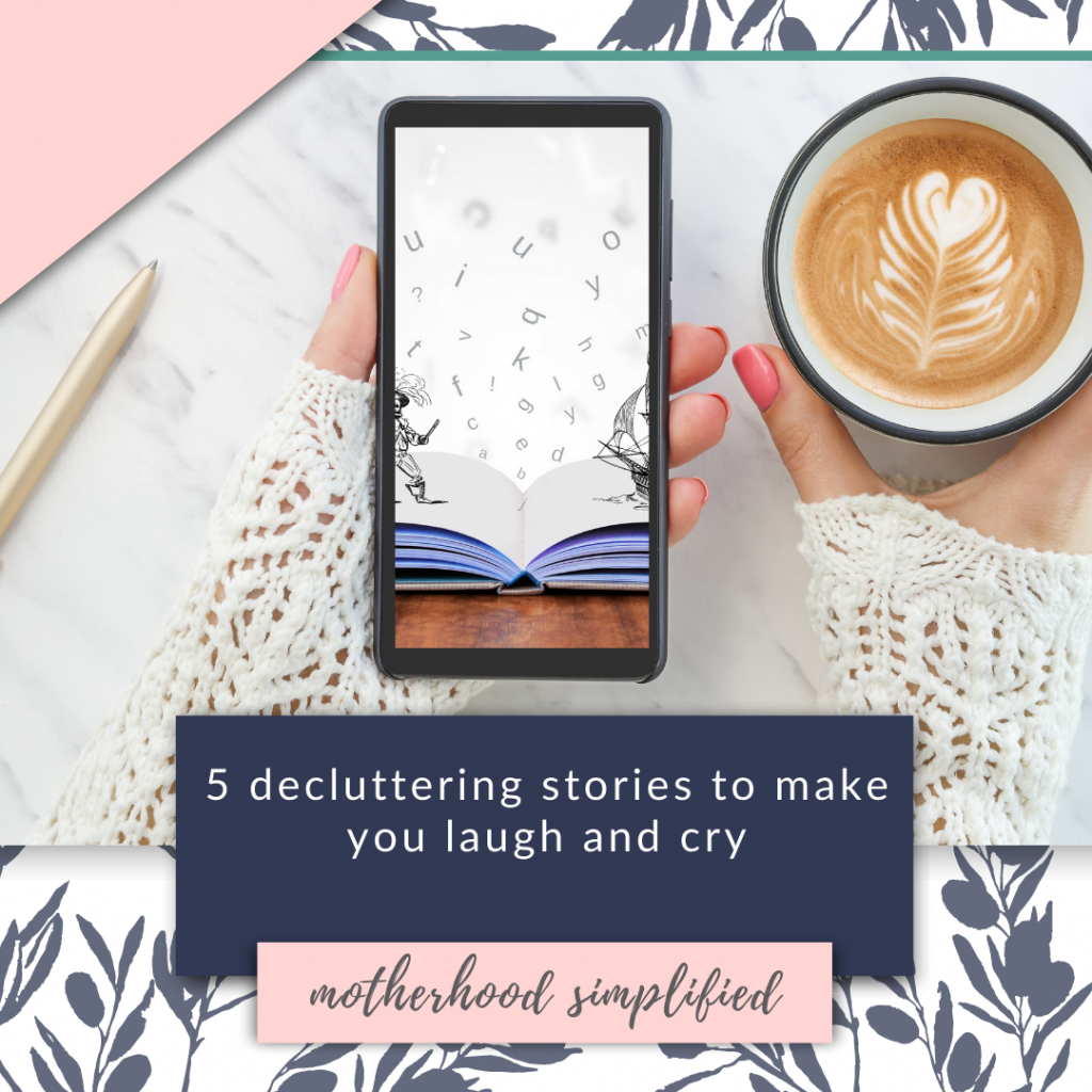 Clutter makes us believe lies about ourselves. Let's talk about one severely underestimated way you can learn how to declutter your self judgment.