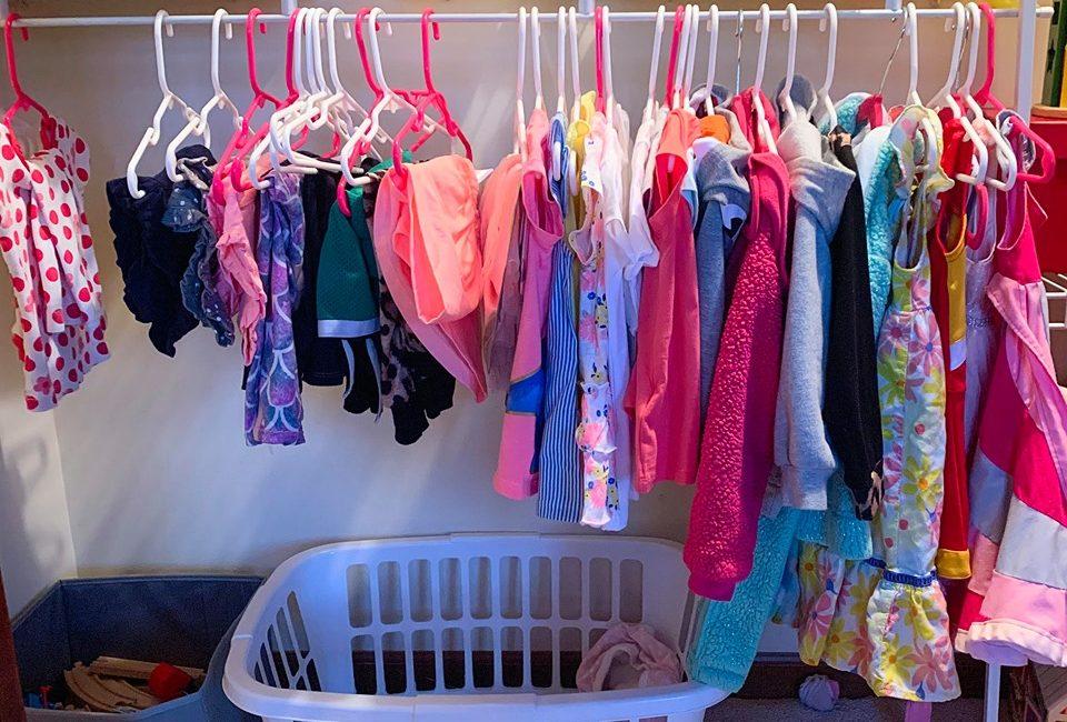 kaylee clothes closet