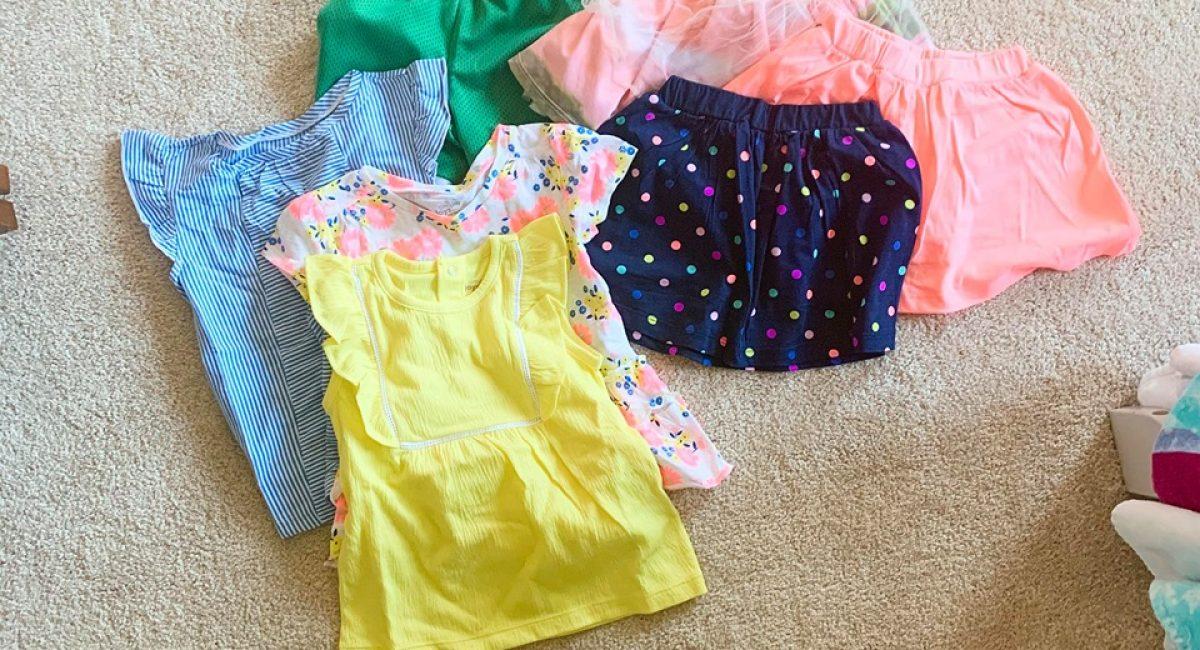 kaylee shirts and skirts