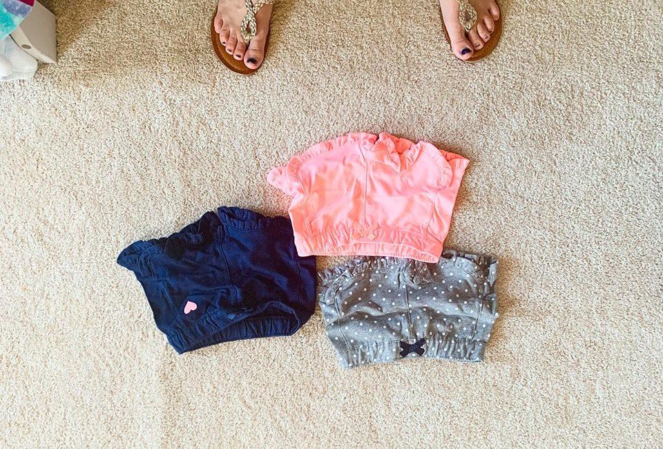 kaylee shorts